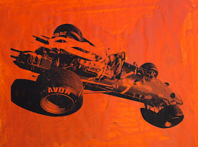 Original Art by Camilo Pardo - Ferrari 7 of 15