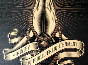 Art by Cryptik - Ministry of Public Enlightenment