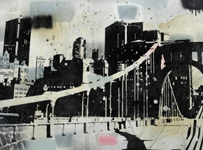 Original Art by Denial - New York City