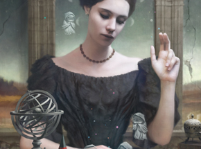 Art by Tom Bagshaw - Cassandra - Framed