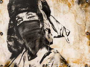 Original Art by Eddie Colla - 18 • 21 • 4 • 5  7 • 9 • 18 • 12