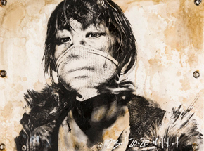 Original Art by Eddie Colla - 23 • 1 20 • 20 • 1 • 24 • 1