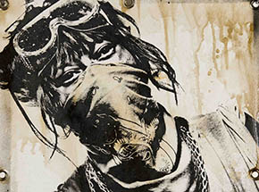 Original Art by Eddie Colla - 12 • 15 • 21