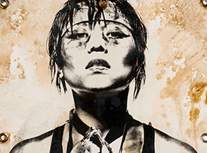 Original Art by Eddie Colla - 12 • 1 • 4 • 4 • 1 • 23 • 1 • 14