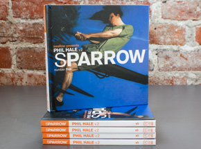 Book by Swallow Presents: Sparrow - #5 Phil Hale v2