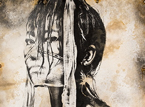 Original Art by Eddie Colla - 13 • 9 • 14 • 7