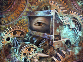 Art Print by Beau Stanton - Mythos Mechanism