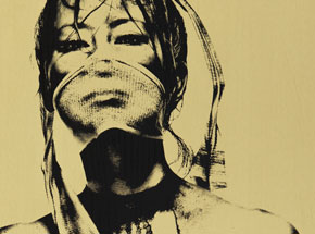 Art Print by Eddie Colla - Ming - Gold Variant