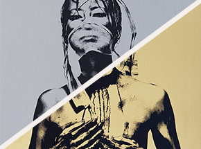 Art Print by Eddie Colla - Ming - 2-Print Set
