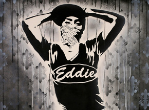 Original Art by Eddie Colla - Eddie