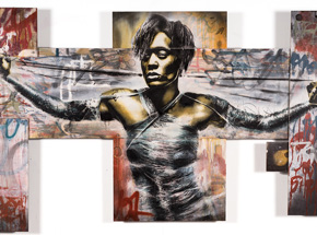 Original Art by Eddie Colla - London - Eddie Colla