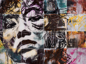 Original Art by Eddie Colla - NP