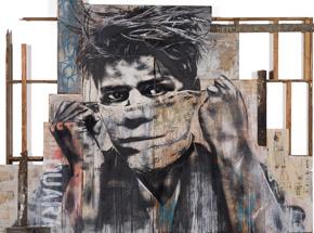 Original Art by Eddie Colla - Quarantine