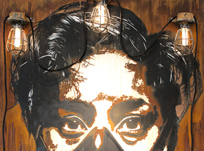 Original Art by Eddie Colla - Sanctuary - Eddie Colla