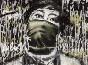 Original Art by Eddie Colla - Santa Monica