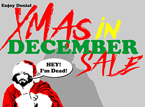 Art Collection by Denial - XMAS IN DECEMBER SALE