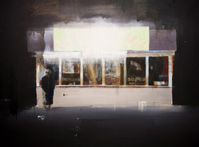 Art Print by Brett Amory - Waiting 73