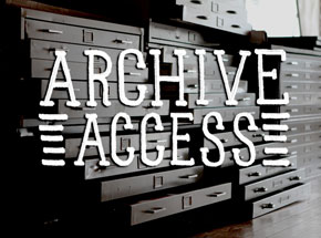 Art by 1xRUN Presents - Archive Access
