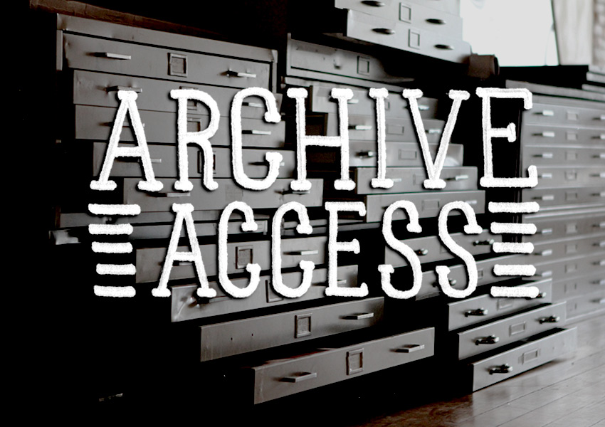 Art by 1xRUN Presents - Weekend Archive Access