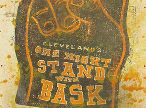 Original Art by Bask - One Night Stand Cleveland