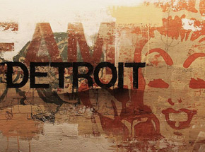 Original Art by Bask - Team Detroit