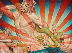 Art Print by Beau Stanton - Laocoon - Standard Edition