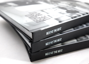 Book by Rafael Rashid - Behind The Beat