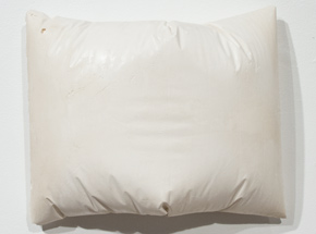 Original Art by Ben Saginaw - Pillow from the Series Comfortable Delusions