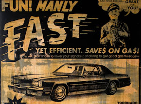 Art by Bethany Shorb - Fun! Manly. Fast II