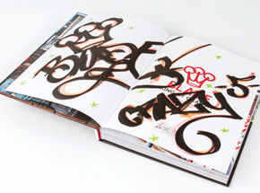 Book by Blade - King Of Graffiti - 01