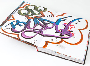 Book by Blade - King Of Graffiti - 07