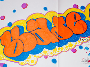 Book by Blade - King Of Graffiti - 16