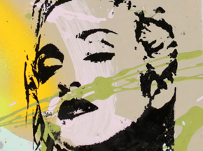 Art by Bobby Hill - Madonna - 01