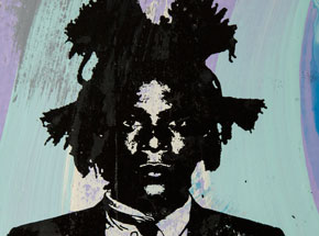 Art by Bobby Hill - Basquiat