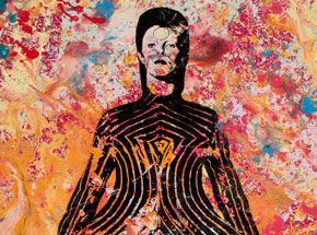 Art by Bobby Hill - David Bowie - 18 x 24 Edition
