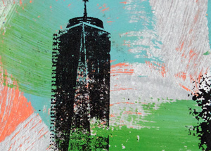 Art by Bobby Hill - Freedom Tower