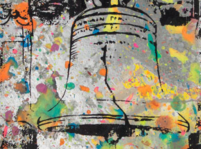 Art Print by Bobby Hill - Liberty Bell