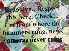 Art by Bobby Hill - Brooklyn Respect This Here