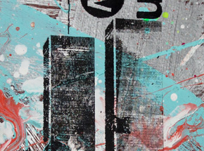 Art Print by Bobby Hill - World Trade Center