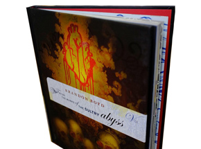 Book by Brandon Boyd - From The Murks Of The Sultry Abyss: Volume II