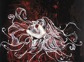 Art Print by Brandon Boyd - The Plunge - Limited Edition Prints