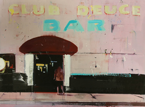 Art Print by Brett Amory - Club Deuce