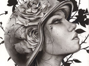 Original Art by Brian Viveros - Just-Us