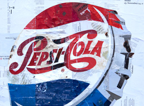 Art Print by Cey Adams - Pepsi