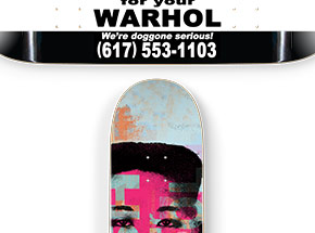 Art Print by Cash For Your Warhol - 2-Deck Set - Cash For Your Warhol