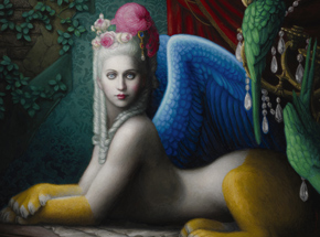 Original Art by Chie Yoshii - Sphinx