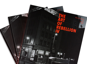 Book by Christian Hundertmark - The Art of Rebellion IV