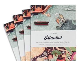 Book by Victionary - CITIX60: Instanbul