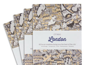 Book by Victionary - CITIX60: London