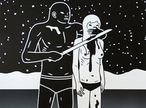 Art Print by Cleon Peterson - End Of Days